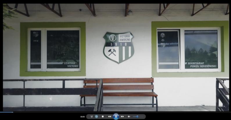 [SPOT] Victoria 1918 Jaworzno & Akademia 2012 - idealne miejsce do rozwoju