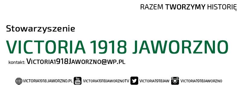 Dołącz do nas - Stowarzyszenie Victoria 1918 Jaworzno