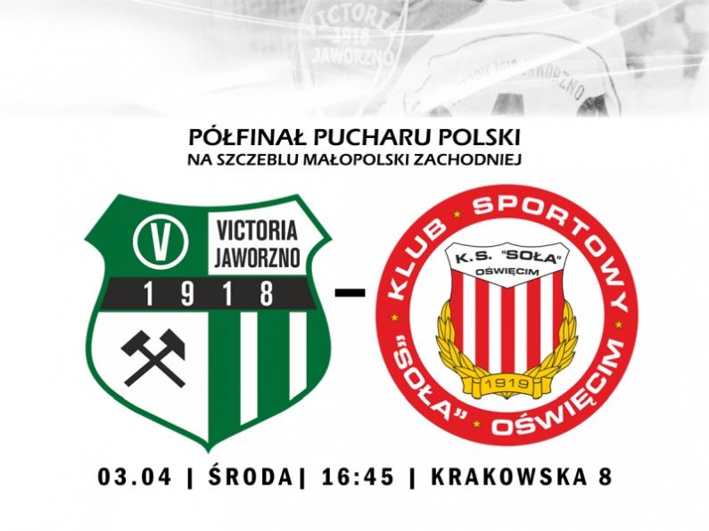 Półfinał Pucharu Polski na szczeblu Małopolski Zachodniej