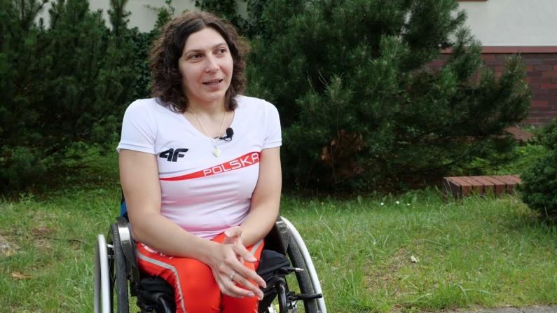 Patrycja Haręza w 1/8 Finału na Paraolimpiadzie w Tokio!